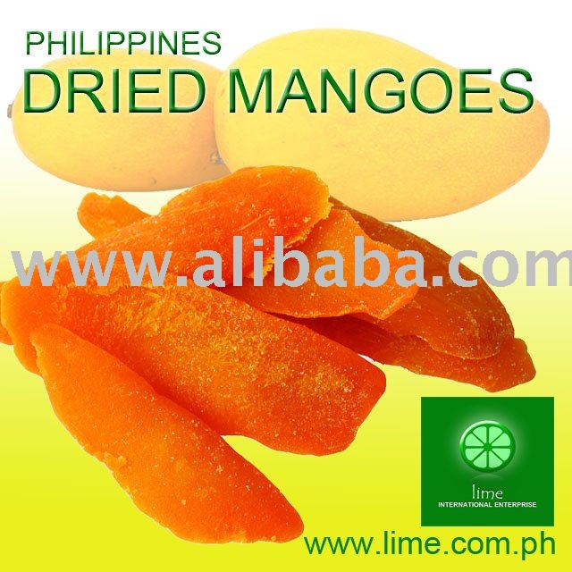 DRIED MANGOES (SLICED)