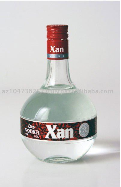 XAN LUX  Vodka Brands
