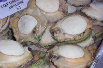 Frozen (IQF) Abalone