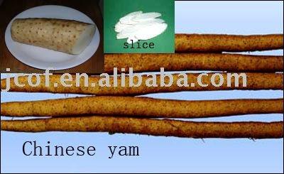 fresh yam