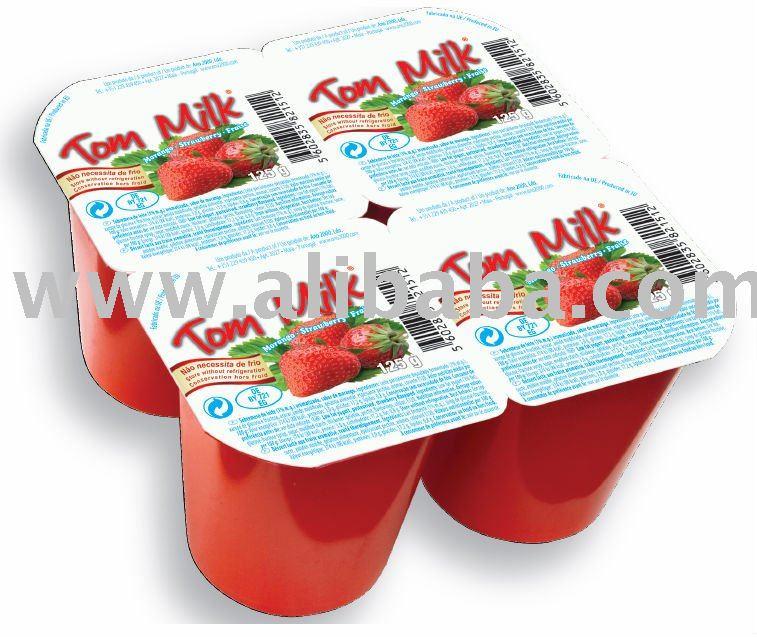 Long Life UHT Yoghurt