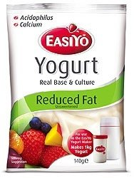 Low Fat Yogurt --Low Fat Reduced Fat