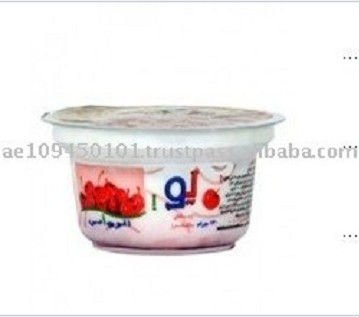 Black Cherry Yoghurt