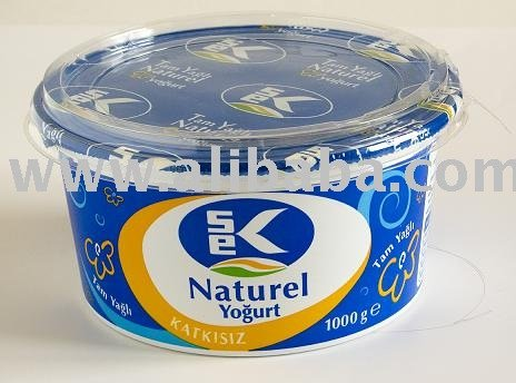 Sek 1000 gr Yoghurt in Bucket