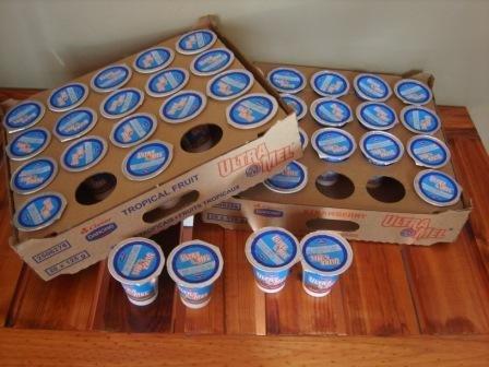 Clover Ultra Mel Long Life Yoghurt