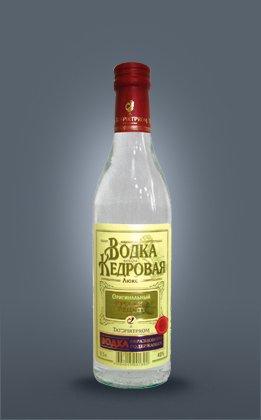 Kedrovaya Lux Vodka
