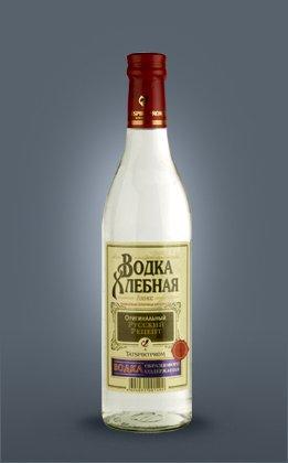 Khlebnaya Lux  Vodka