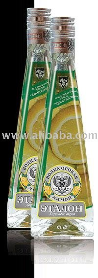 Etalon Lemon vodka