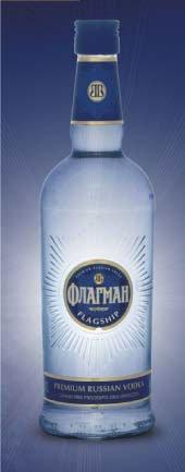 Flagship vodka