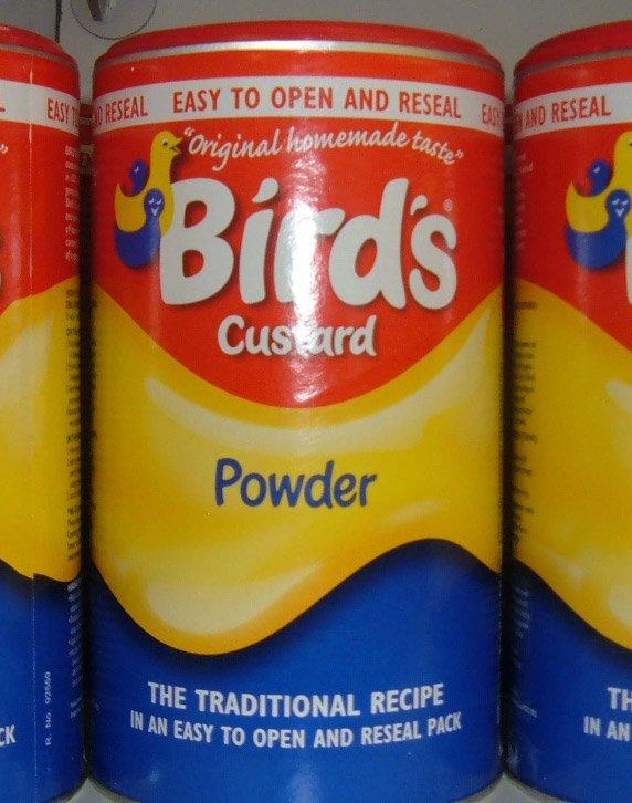 Birds Custard Powder Productsunited States Birds Custard Powder