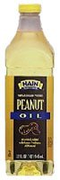 Hain Pure Foods Peanut Oil  32 fl oz Each  Pack of 12