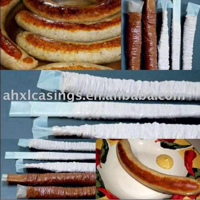 Tubed Sausage Hog Casings Products,China Tubed Sausage Hog