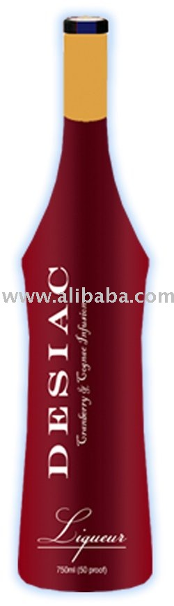 ... Liqueur products,United States Desiac Ultra Premium Cranberry Liqueur