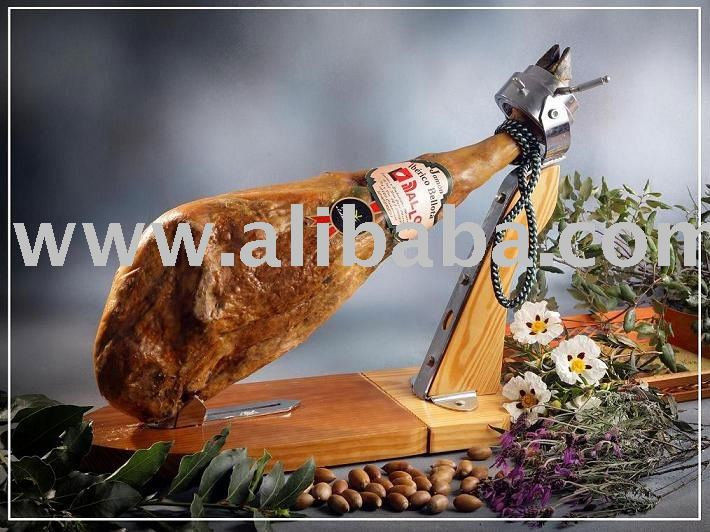 Acorn-fed Spanish Iberian Ham