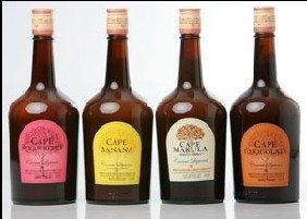 Liqueurs -- Cape Marula