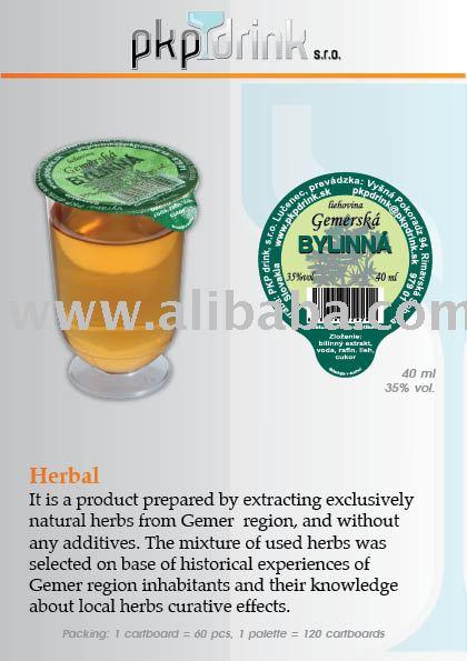Gemer Herbal Liqueur