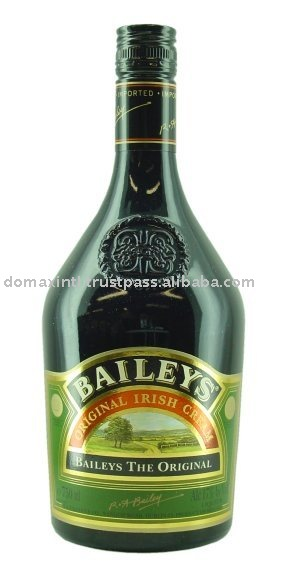 bailey's irish cream liqueur 1000ml