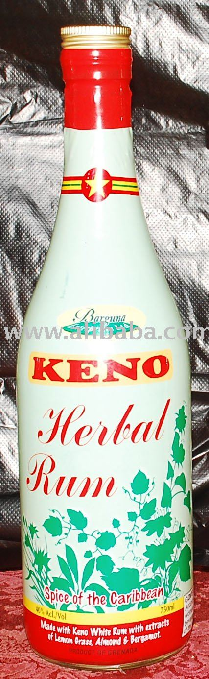 Keno Herbal Rum Liqueur