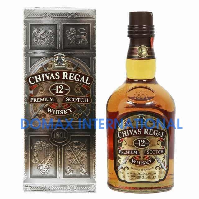 Offering Chivas Regal  Premium  Scotch  Whisky  12Years 1000ml