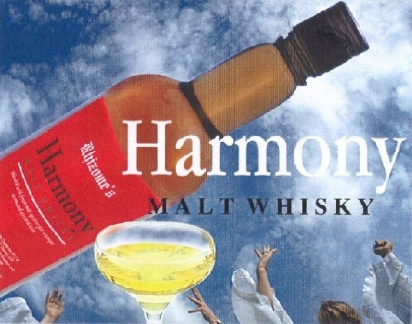 Harmony Malt Whisky - 750ml