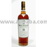 The Macallan 18 Year Highland Single Malt Scotch Whisky 750ml
