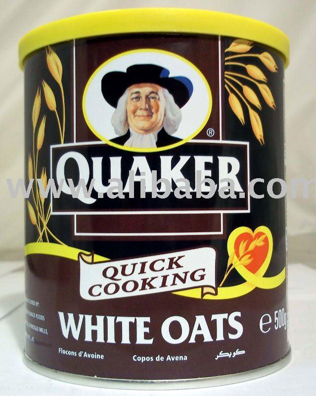 QUAKER OATS  Quaker Oats Can