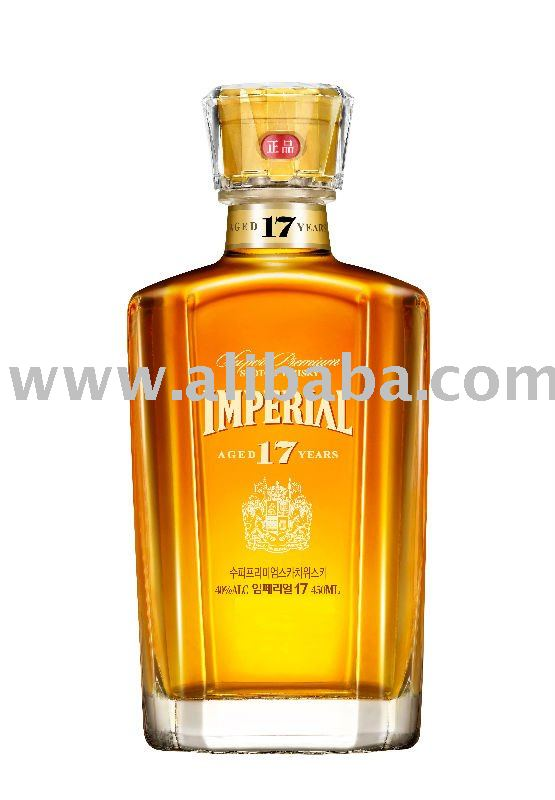 Blended Whisky Imperial 17yo Products Korea Blended Whisky