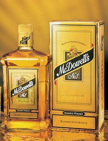 Mcdowells Whisky