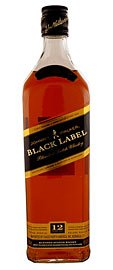 Johnnie Walker Black Blended Scotch Whisky