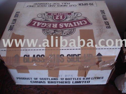 Chivas Regal 12 Year Blended Scotch Whisky 1L