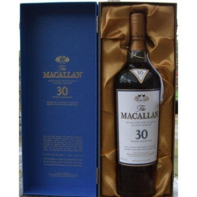 Macallan 30 Year Old Sherry Oak Highland Single Malt (750mL)