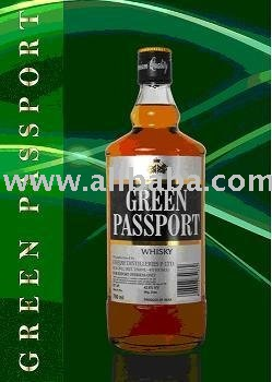 Green Passport Whisky