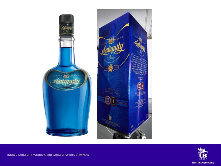 Antiquity Blue Premium Whisky