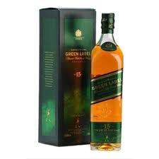 NV Johnnie Walker Green Label Scotch Whisky 15 year - Whisky