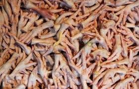 Frozen Chicken feet for sale
