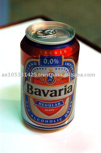 Bavaria Non Alchohlic Beer