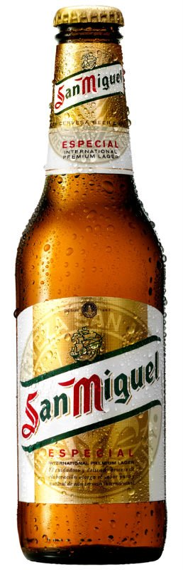 San miguel beer 33cl