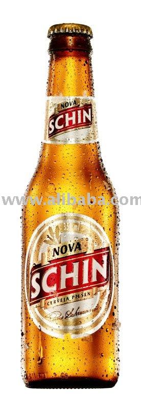 Nova Schin Brazilian Beer