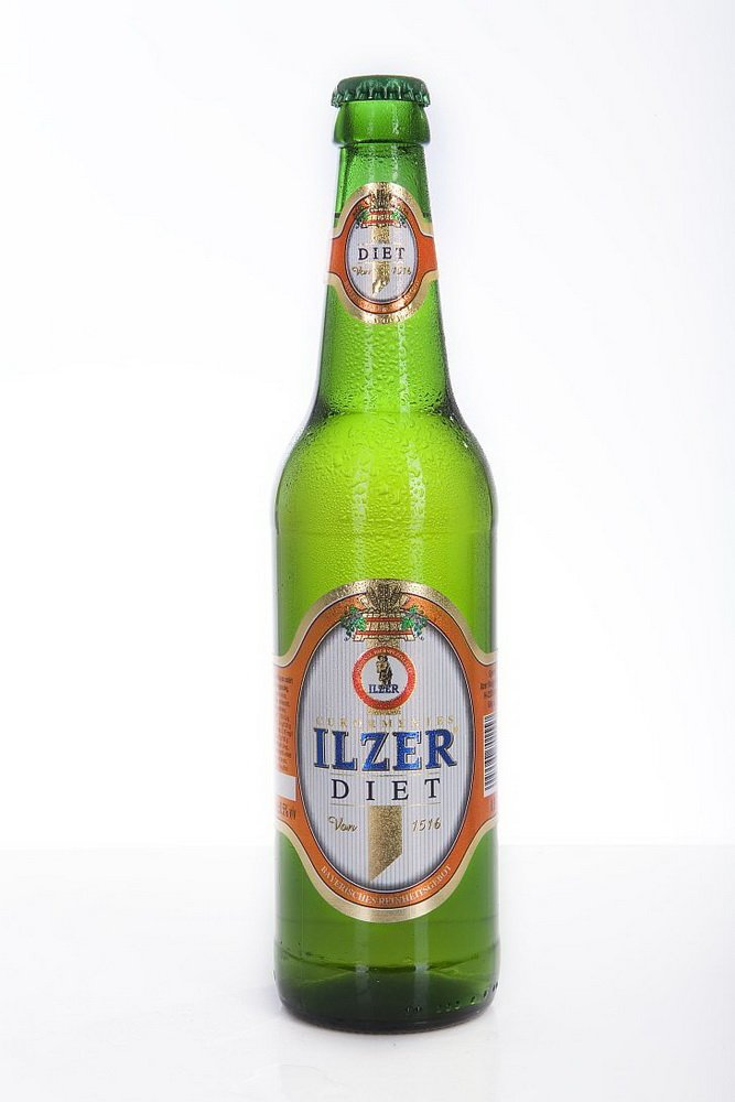 Ilzer Diet beer