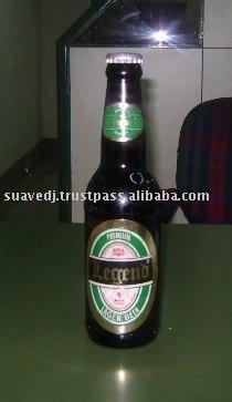 Legend Premium Lager Beer (4.7% v/v)