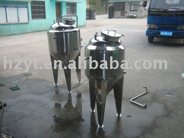conical fermenter tank
