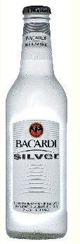 Malt Beverages  Wine Coolers and Malt Beverages    Bacardi Silver