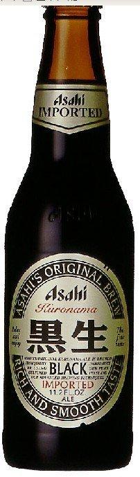 Asahi beer    Kuronama Dark