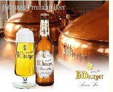 Belhaven beer      Bitburger Premium