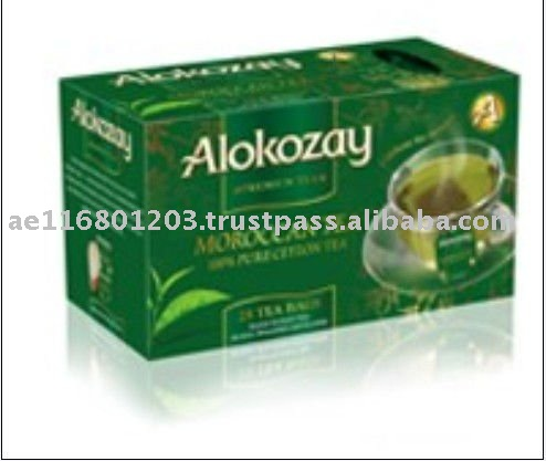 Alokozay Moroccan Tea