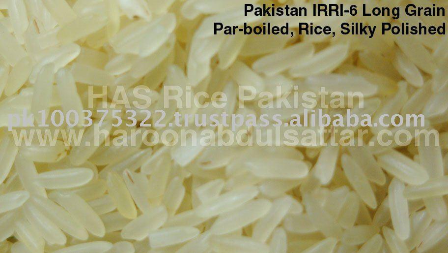 Pakistan Par-boiled Rice
