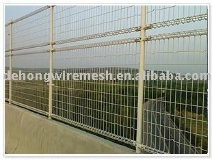 PVC Welded Mesh Fence(manufacturer)