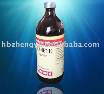 Oxytetracycline Injection 10% L.A products,China