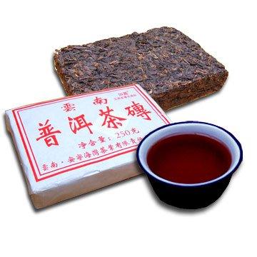 Yunnan Pu Erh Tea Brick (7588)