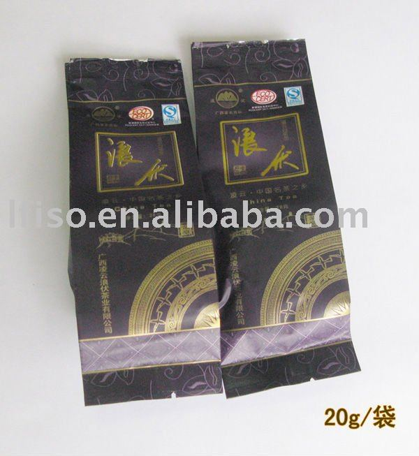 Organic   black   tea s bag
